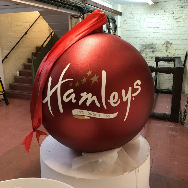 Hamleys Bauble