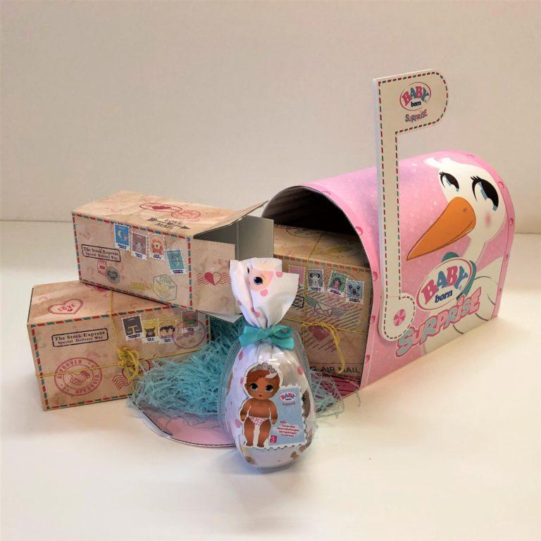 Baby Born Surprise Mailer