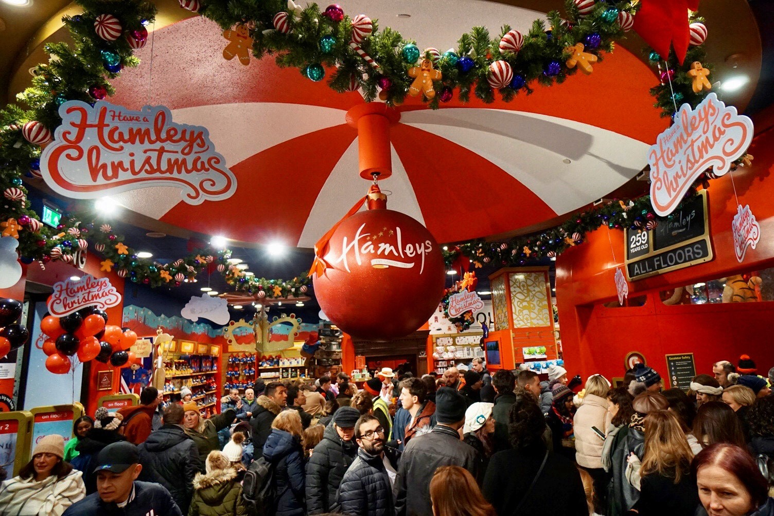 Hamleys Bauble