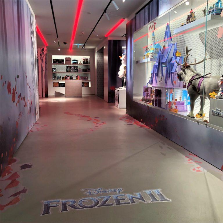 Frozen 2 Pop Up